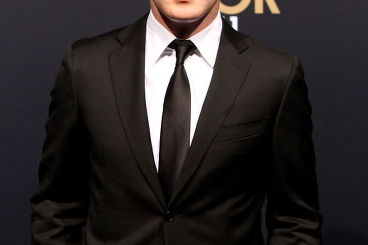 ZURICH, SWITZERLAND - JANUARY 09:  Wayne Rooney of Manchester United during the red carpet arrivals for the FIFA Ballon d'Or Gala 2011 on January 9, 2012 in Zurich, Switzerland.  (Photo by Scott Heavey/Getty Images)