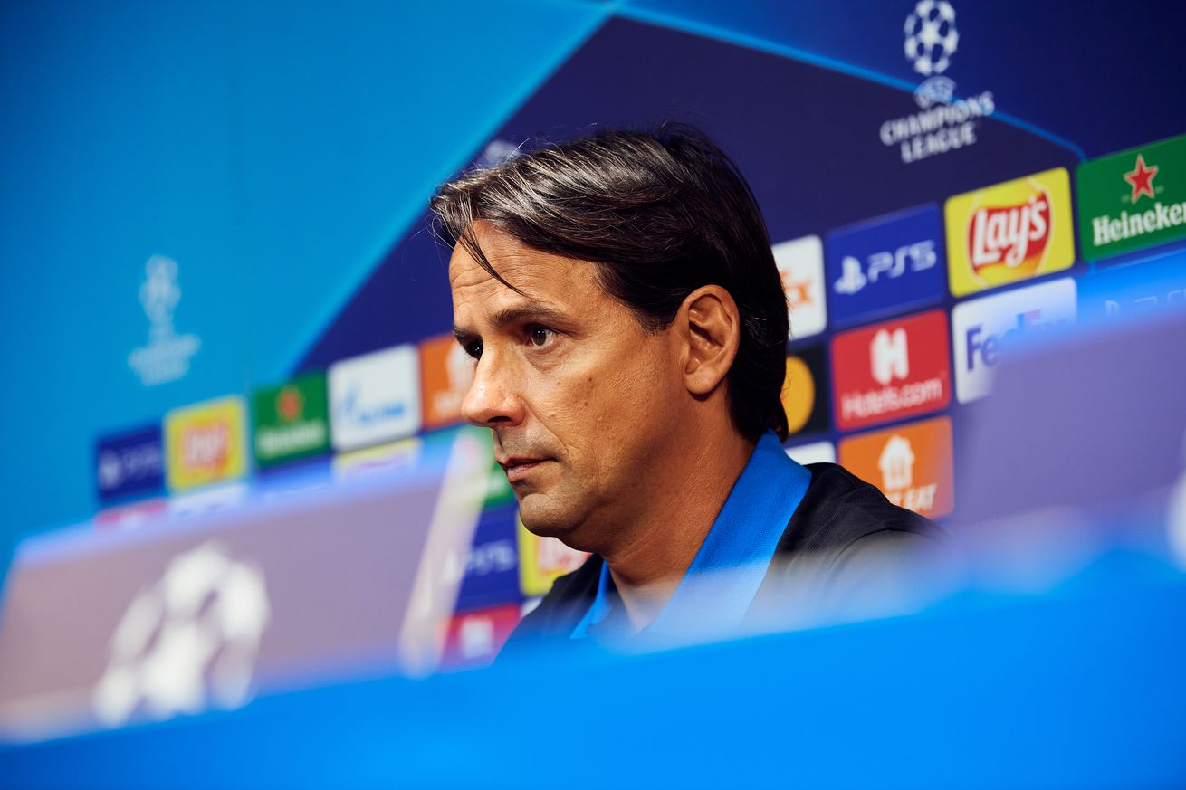 Simone Inzaghi on Real Madrid: ?They know how to use the space and find areas in behind?