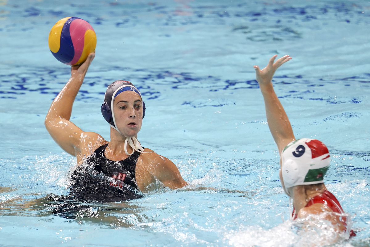 Water Polo - Olympics: Day 5