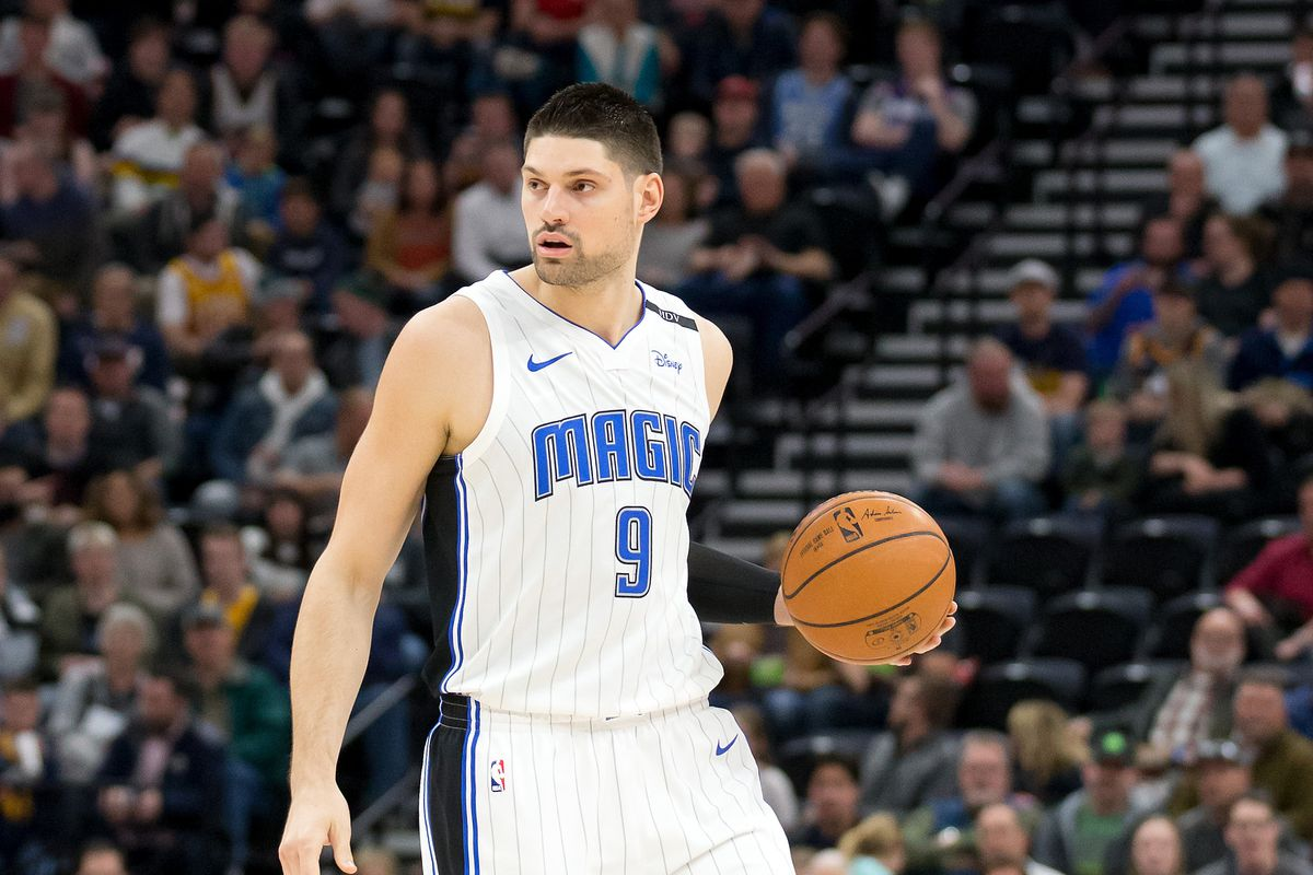 Image result for nikola vucevic usa today