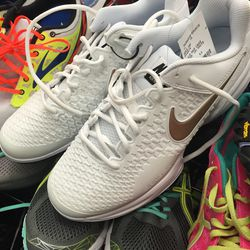 Nike sneakers, size 9.5, $56.95 (from $115)