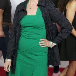 Author Nora Roberts.