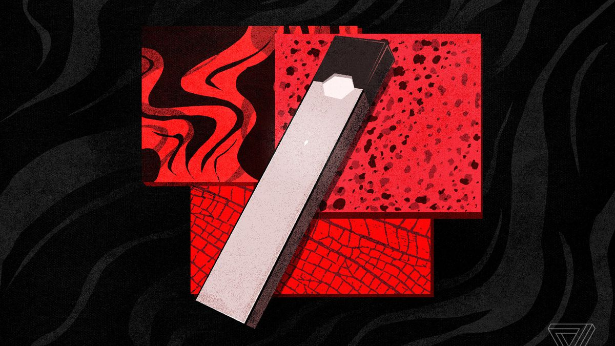 Why is Juul worth $16 billion? It's more like a cigarette