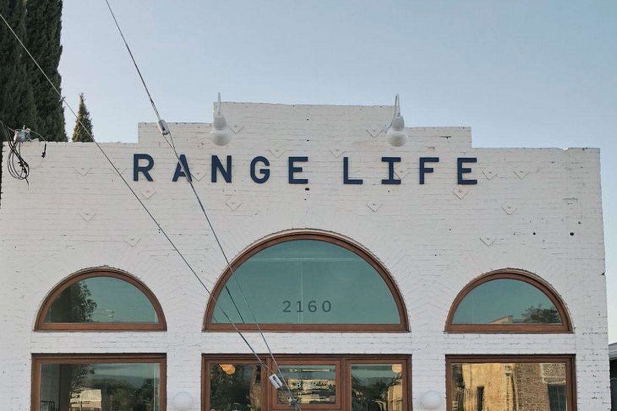 Picturesque Range Life Opens In Livermore From Sf Fine