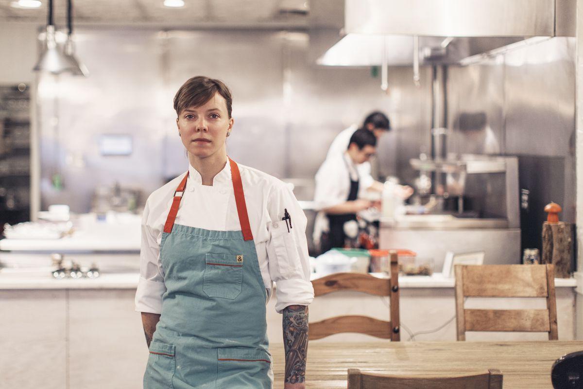 Chef Iliana Regan