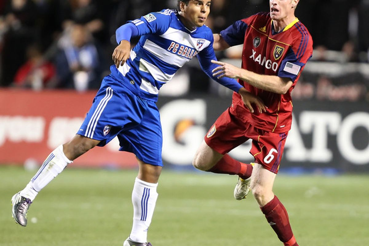 Academy graduate Ruben Luna, just 18 years old, is getting valuable experience this season.