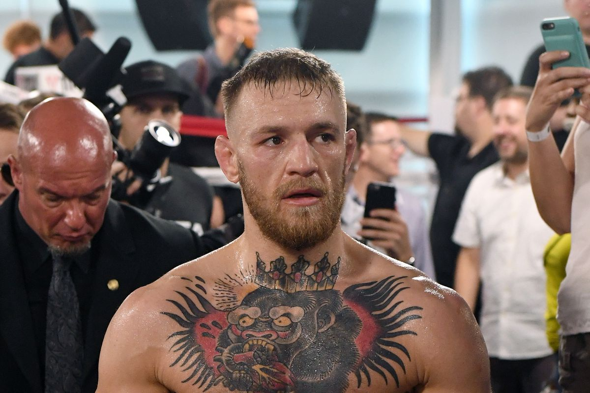 Wonderbaar Report: 95% of bets on McGregor vs. Mayweather are being placed on ZI-06