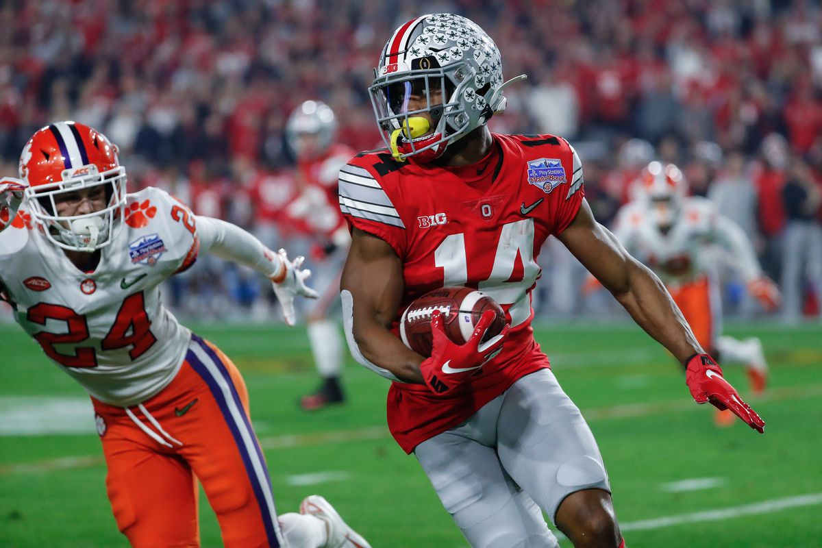COLLEGE FOOTBALL: DEC 28 CFP Semifinal at the Fiesta Bowl - Clemson v Ohio State