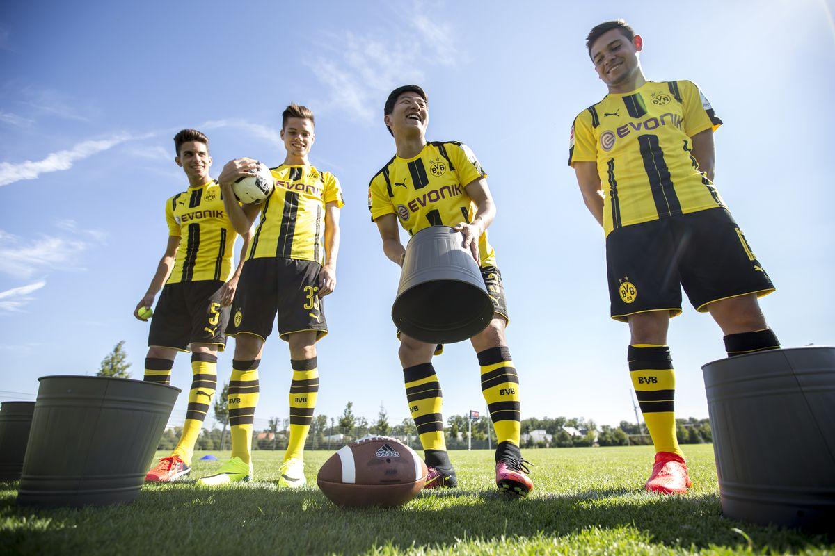 Borussia Dortmund - Media Day Making Of