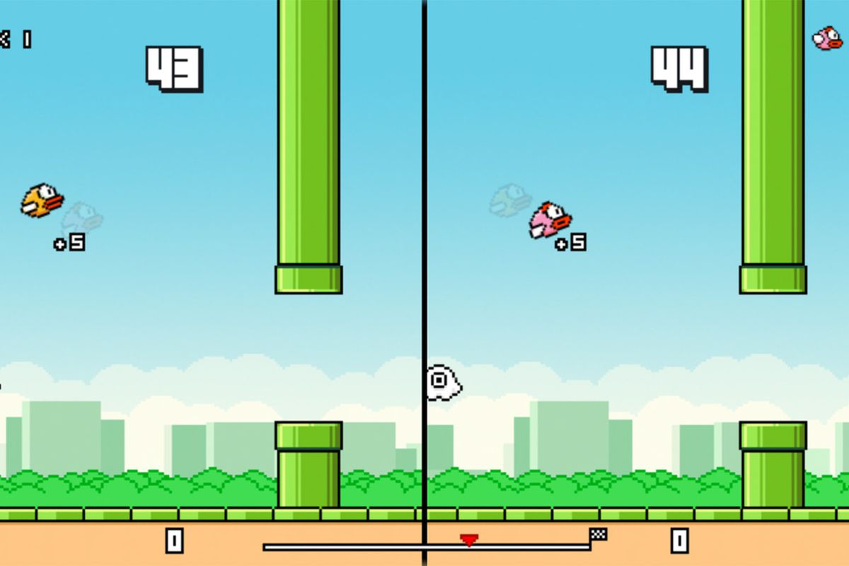 Flappy Bird Is Back And Now You Can Play With Friends If