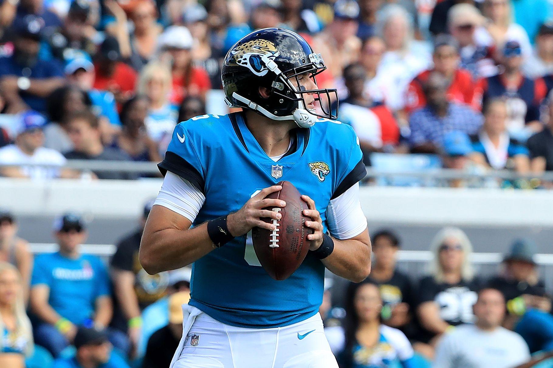 Jaguars name Cody Kessler starting quarterback - Big Cat