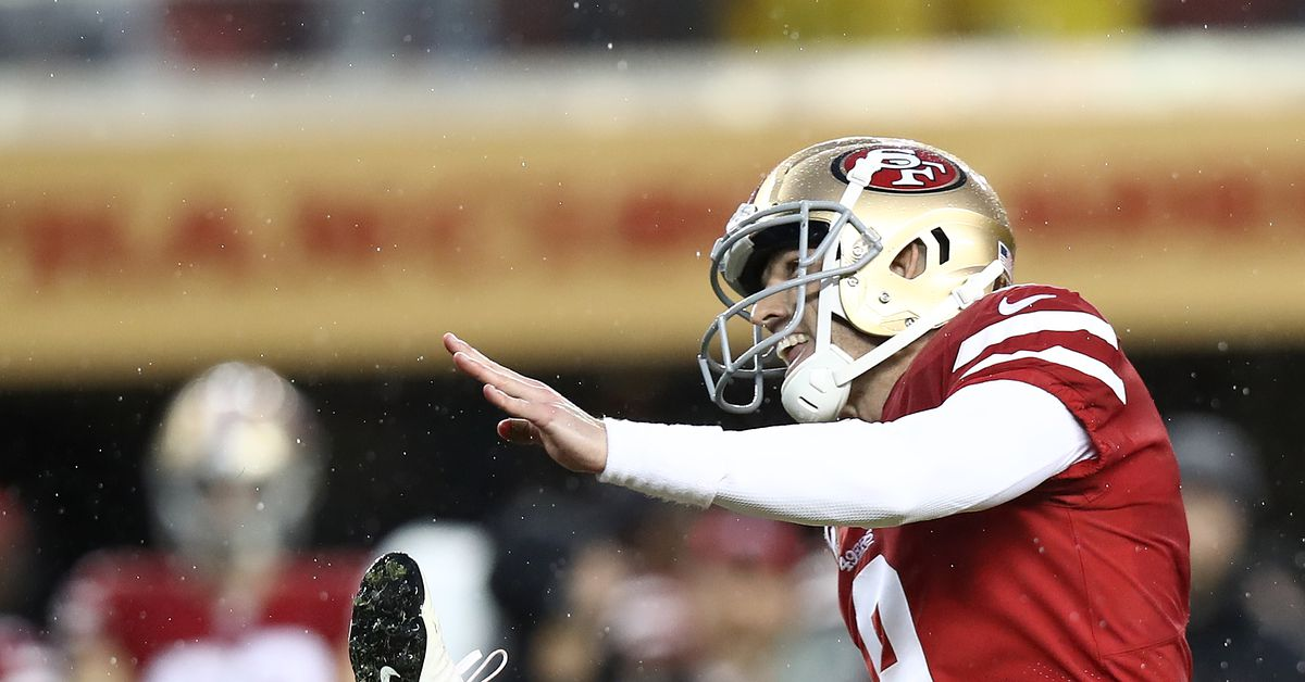 Report: K Robbie Gould requests to be traded