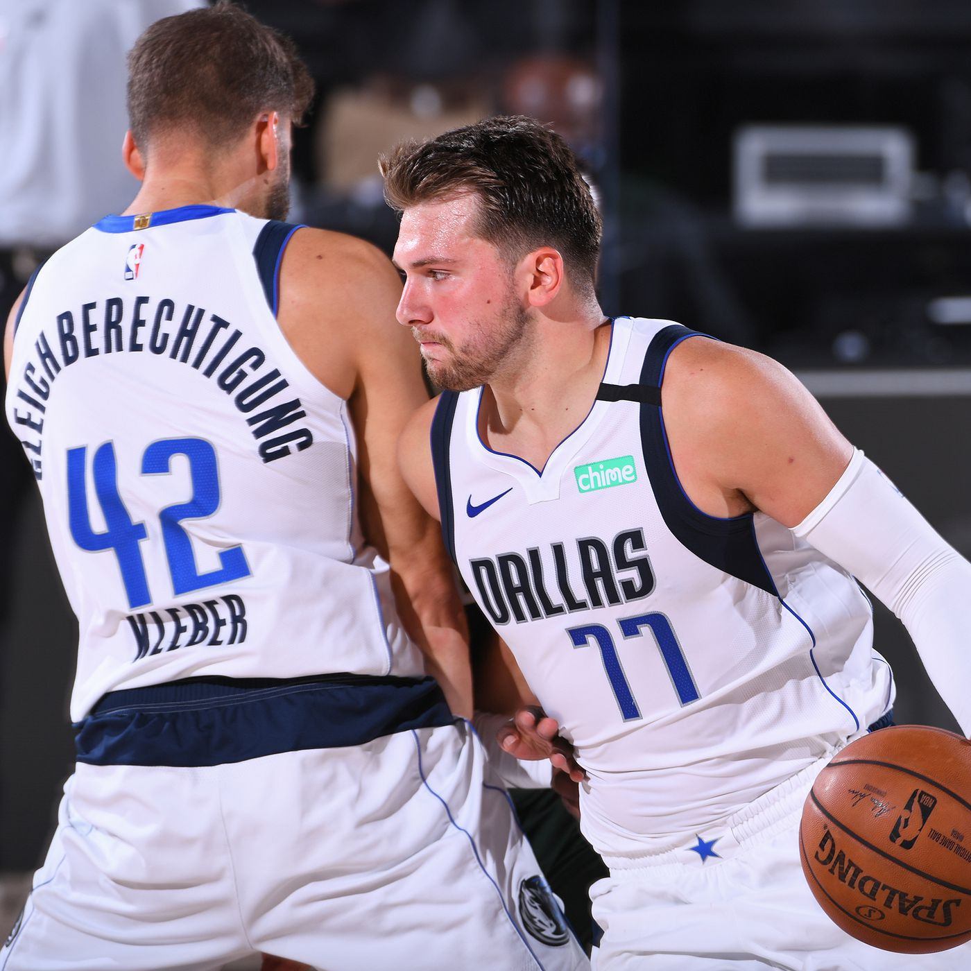 How The Mavericks Use The Pick And Roll To Attack The Clippers Mavs Moneyball