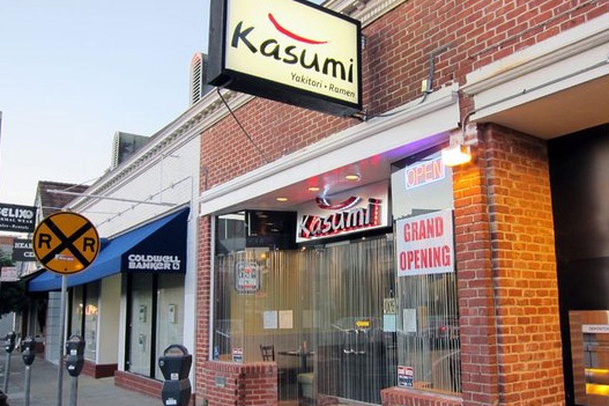Kasumi in Parkside.
