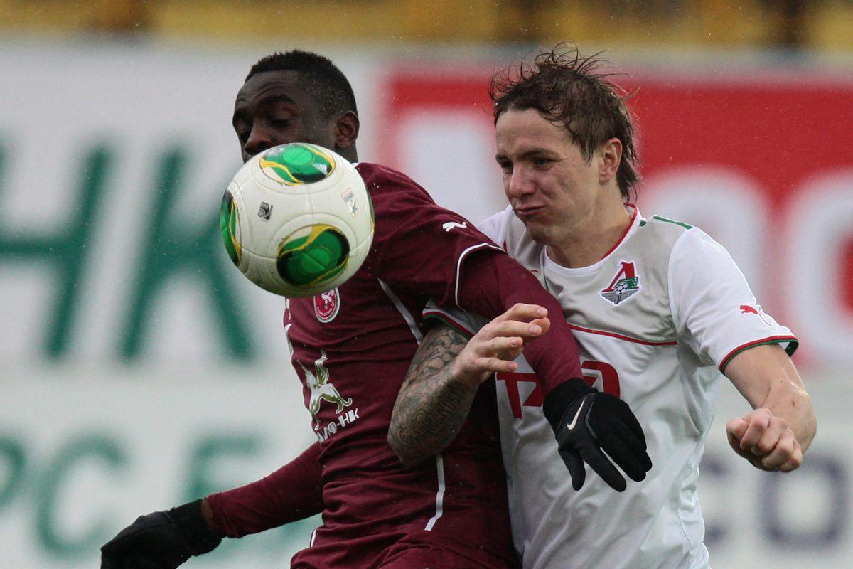 FC Rubin Kazan v FC Lokomotiv Moscow - Russian Premier League