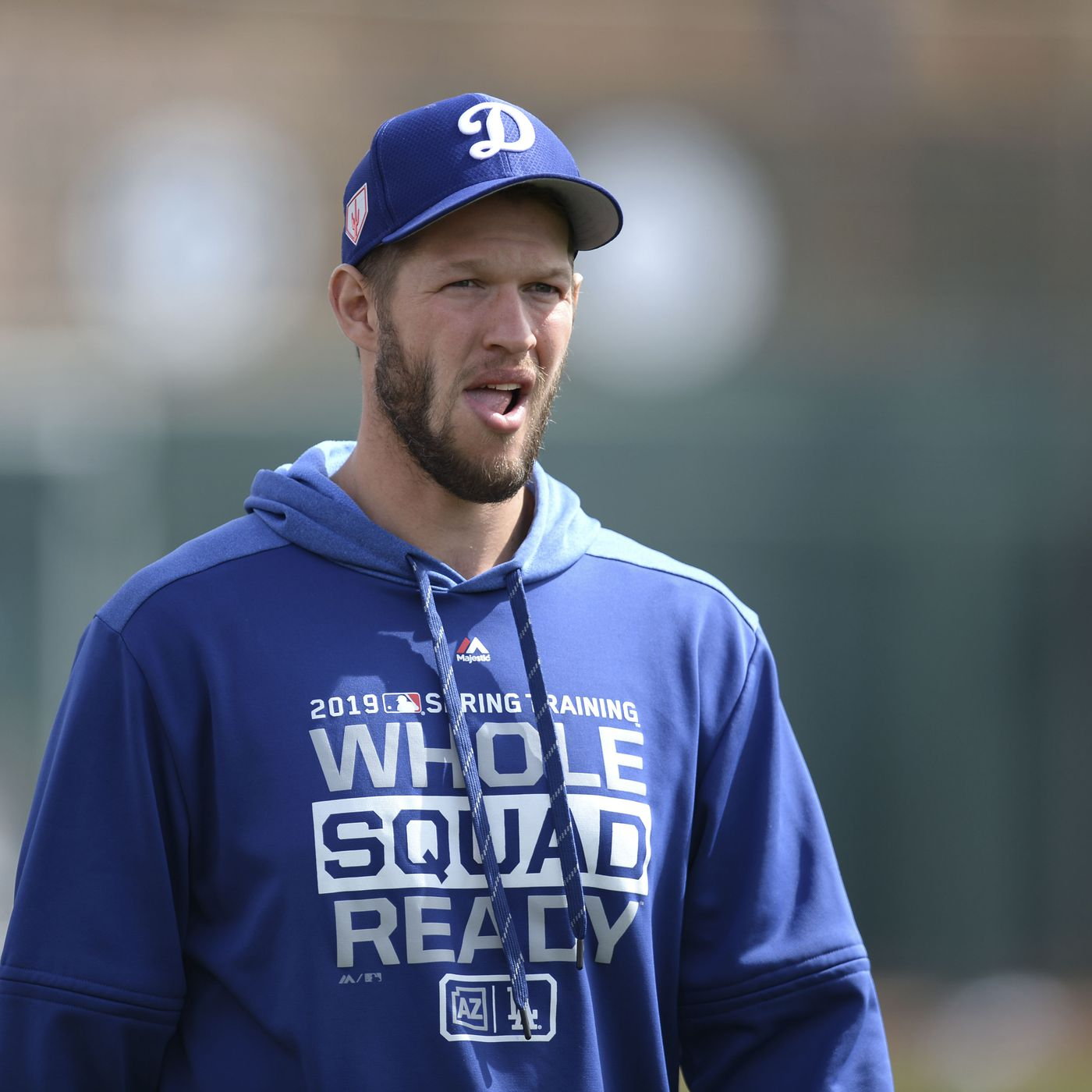 cea44baed Clayton Kershaw will not start on Opening Day, Seager makes return ...