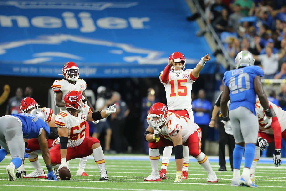 Which player from a playoff team would you add to the Lions?