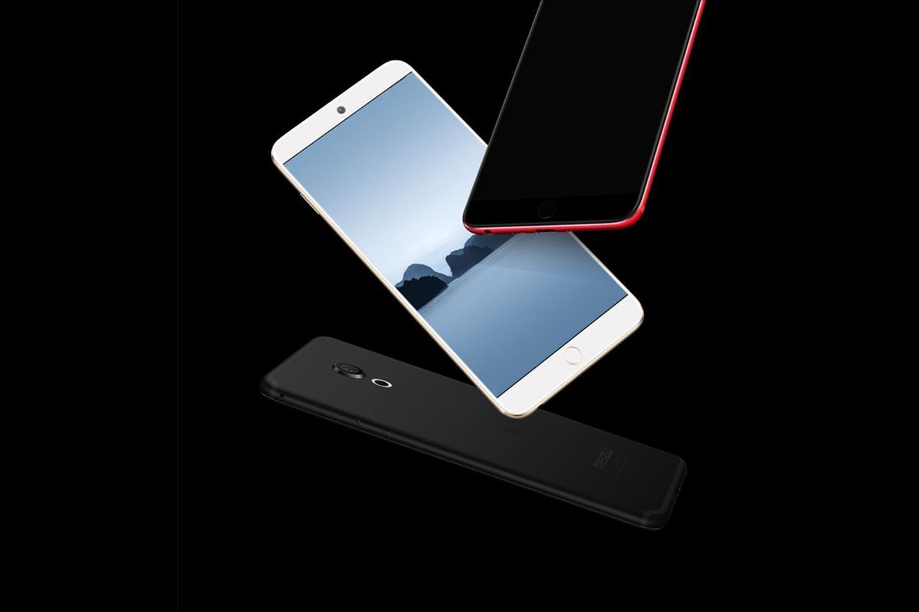 Meizu's new phones don't have notches