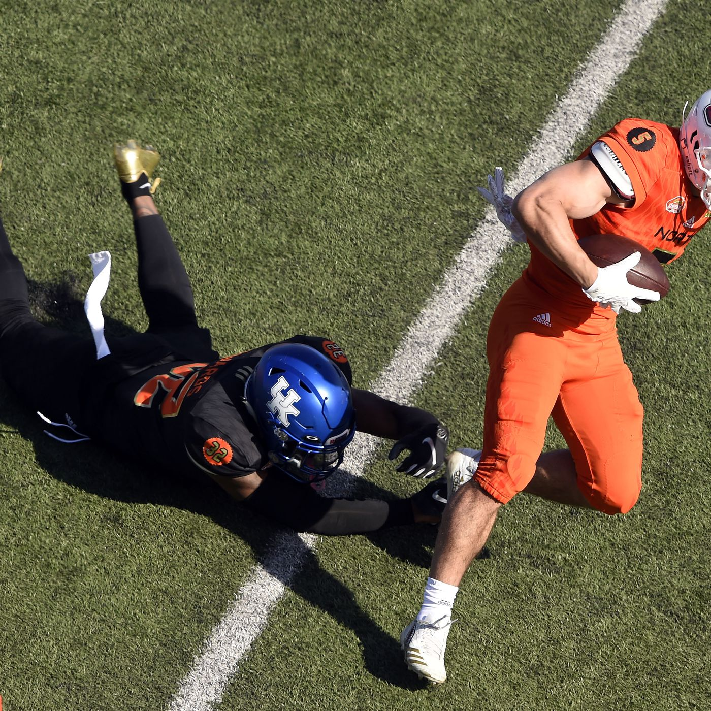 Senior Bowl Highlights Receivers That Stood Out That