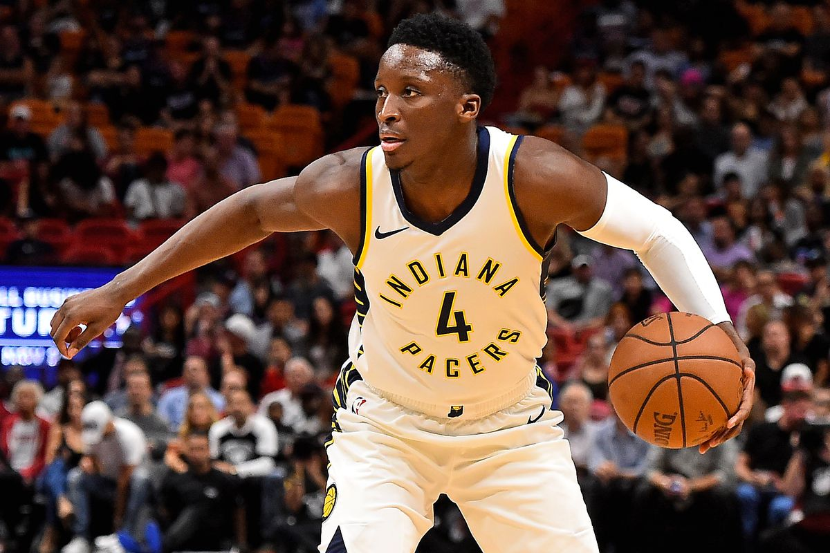 Album review: Victor Oladipo proves he's more than just ...