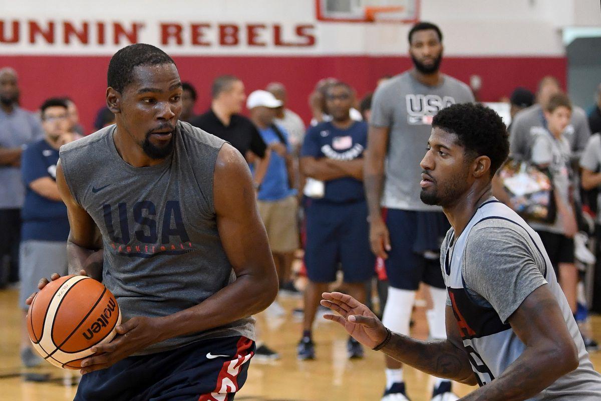 c768b05bee70 FIBA World Cup 2019 draw  Who will play for Team USA  - SBNation.com