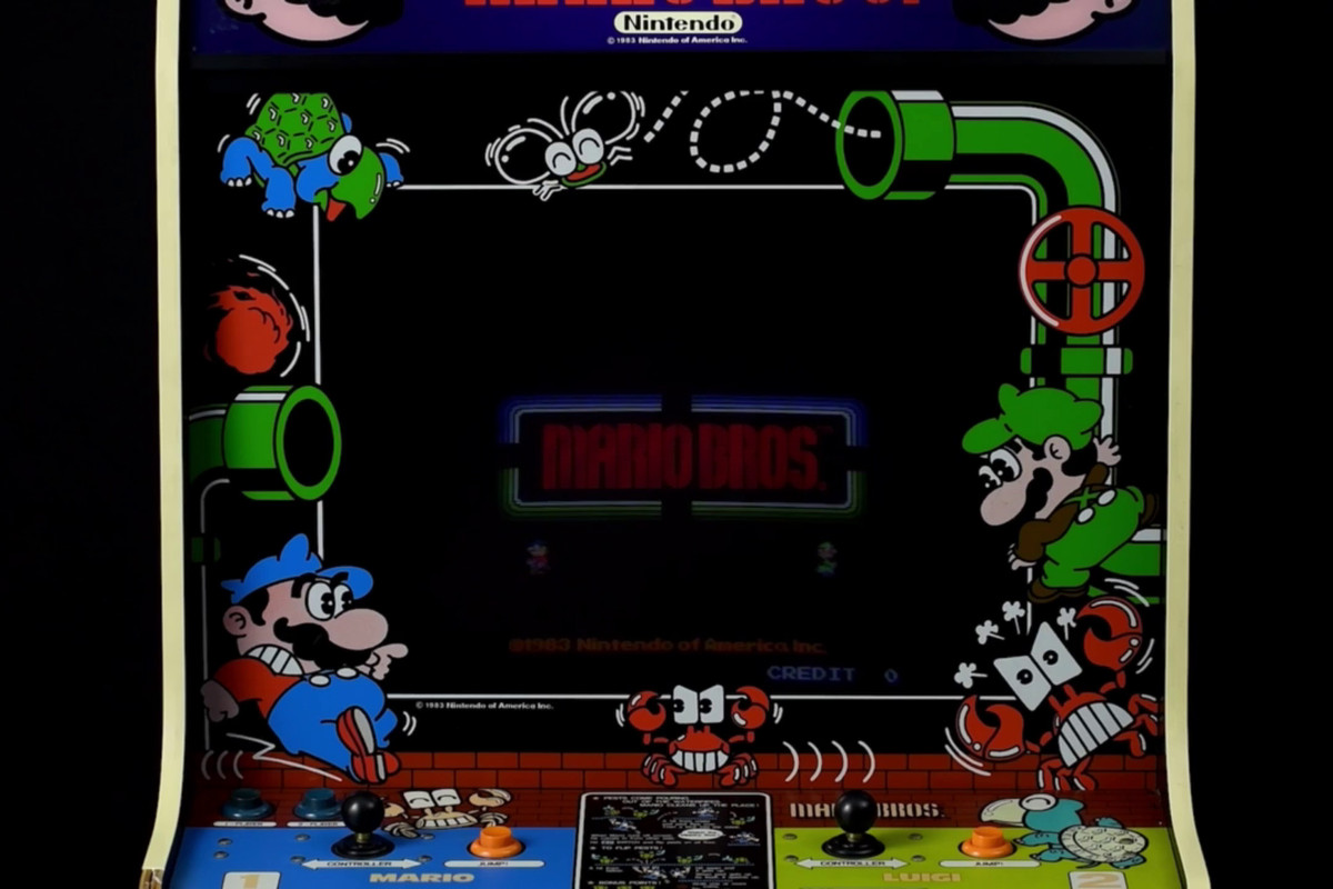 Nintendo bringing arcade classics to Switch, starting with