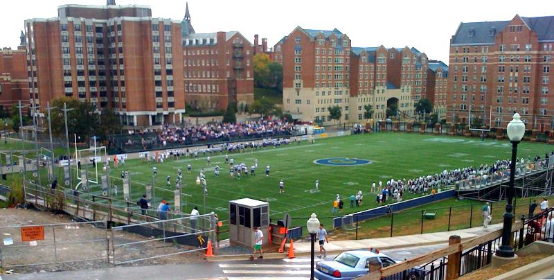 A brief history of D.C.'s football stadiums - Curbed DC