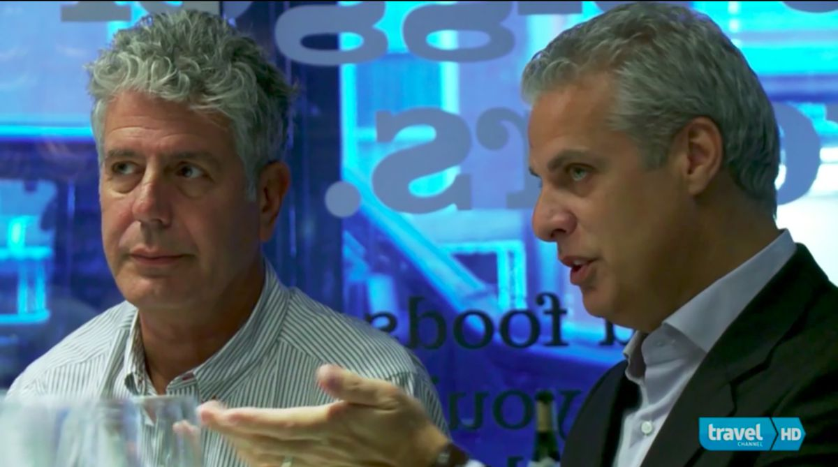 A Guide to Anthony Bourdain and Eric Ripert\'s Television Bromance ...