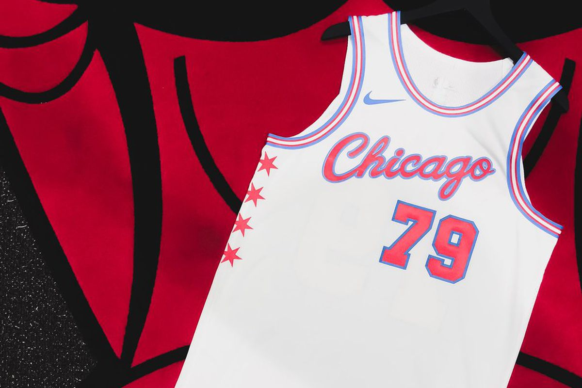 timeless design 33a31 da9dd Nike releases Chicago Bulls City Edition Uniform - Blog a Bull