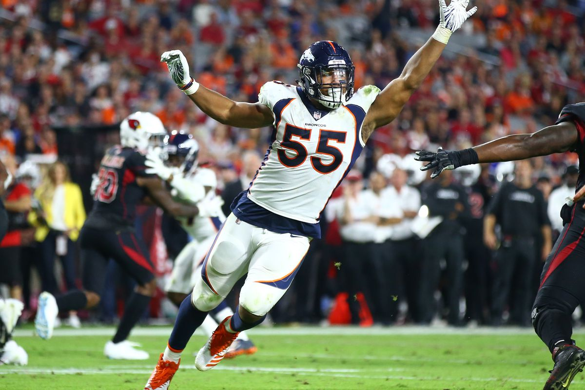 Denver Broncos news  A dose of perspective - Mile High Report ba631f413