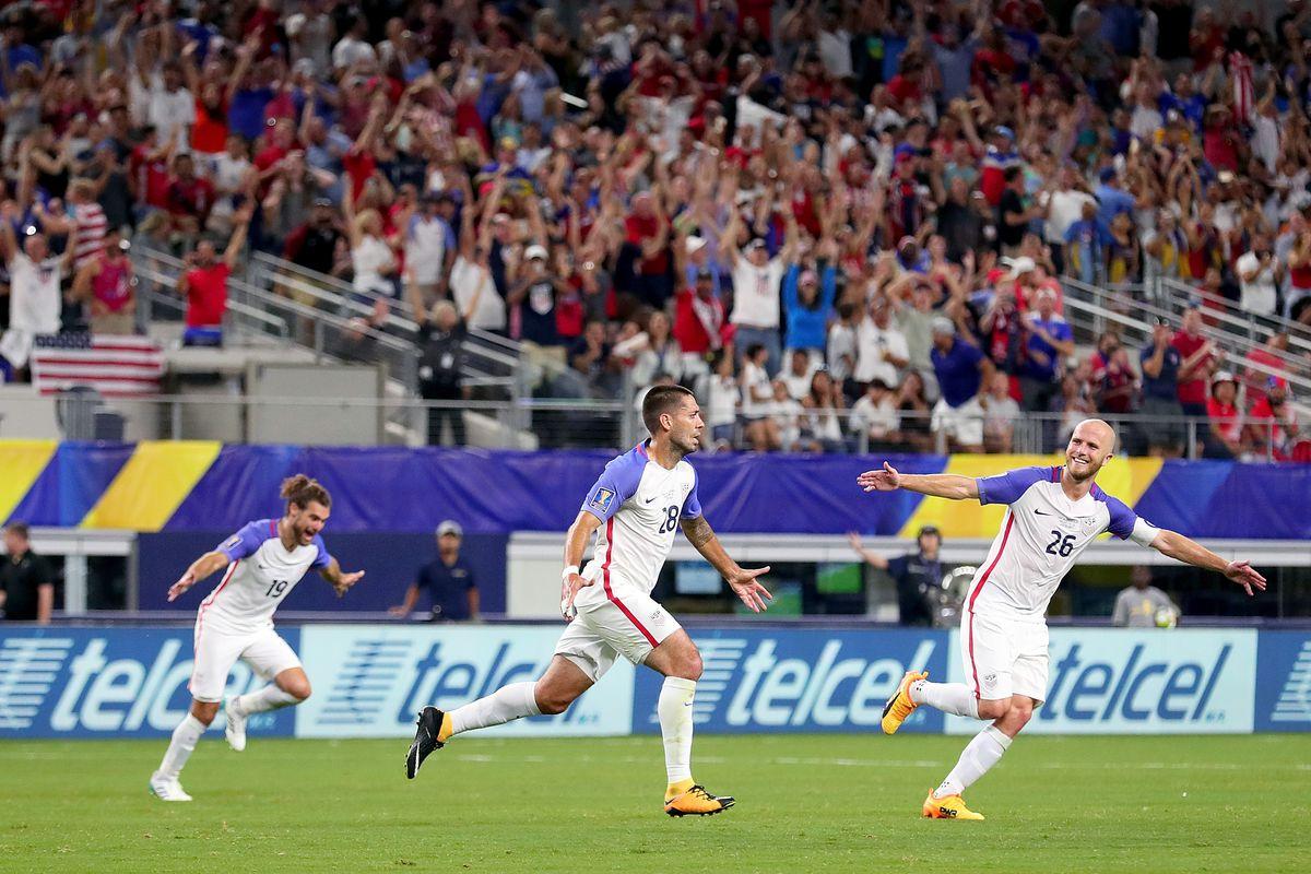 Usa 2 0 Costa Rica 2017 Gold Cup