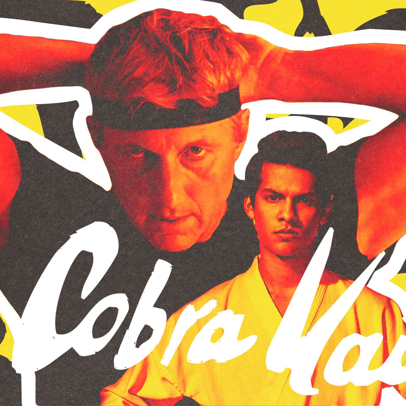 The Key to 'Cobra Kai' Is the Relationship Between Johnny and Miguel