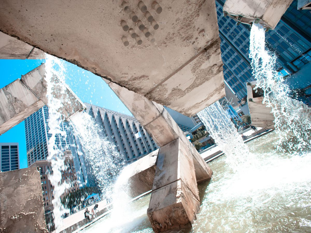 San Francisco's most beautiful fountains - Curbed SF