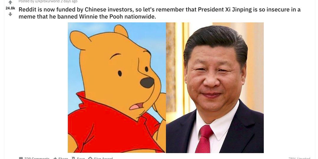Reddit guys in china White guys