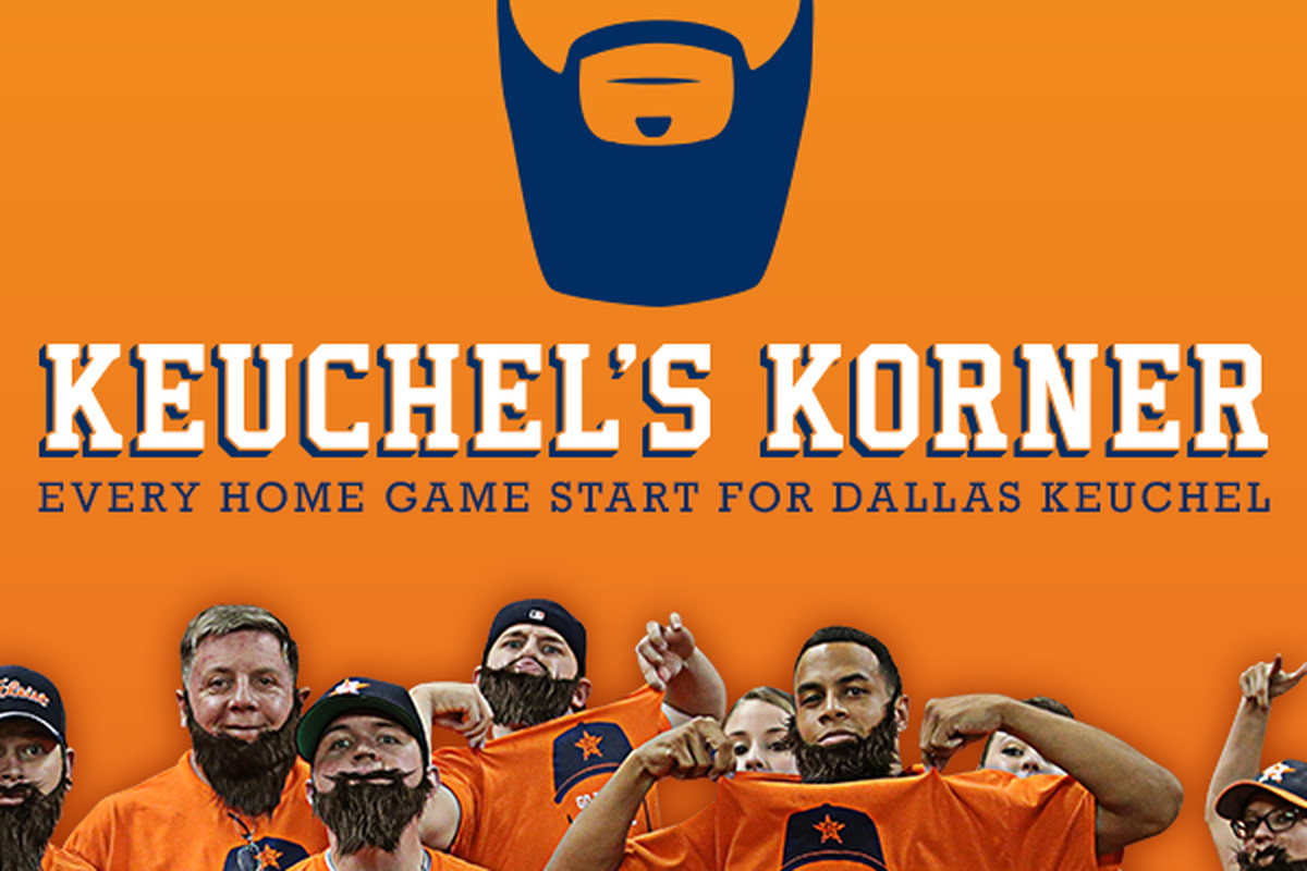 c9e99db2e833 FEAR THE BEARD  a Dallas Keuchel appreciation story - The Crawfish Boxes