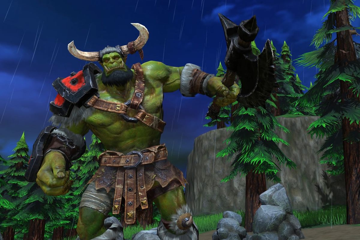 Warcraft 3 Reforged S Story Won T Be Retconned By Wow Blizzard