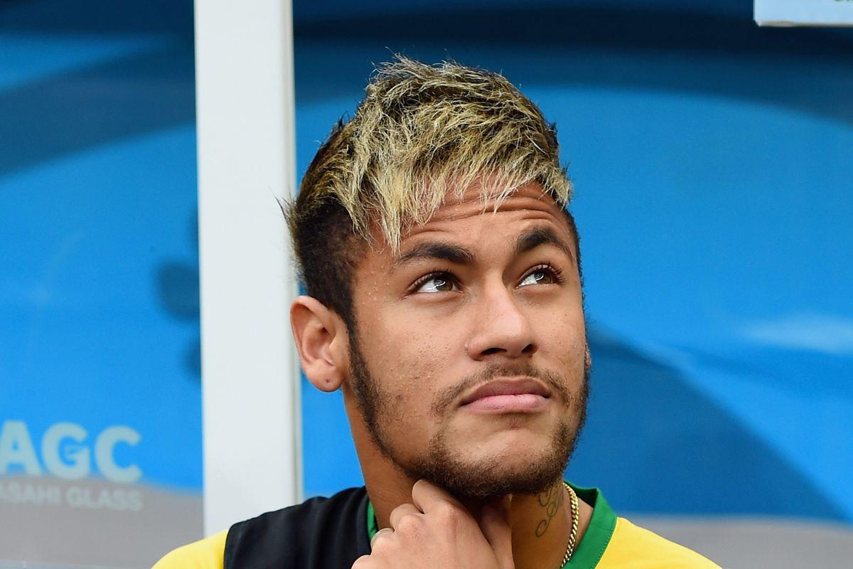 New Brazil Coach Criticizes Neymar Over Choice Of Hats Hair Dye