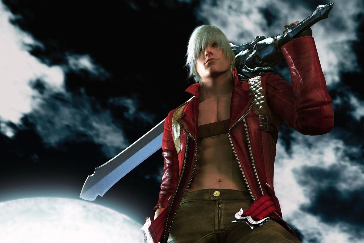 Devil May Cry Animated Series Coming From Netflix Castlevania