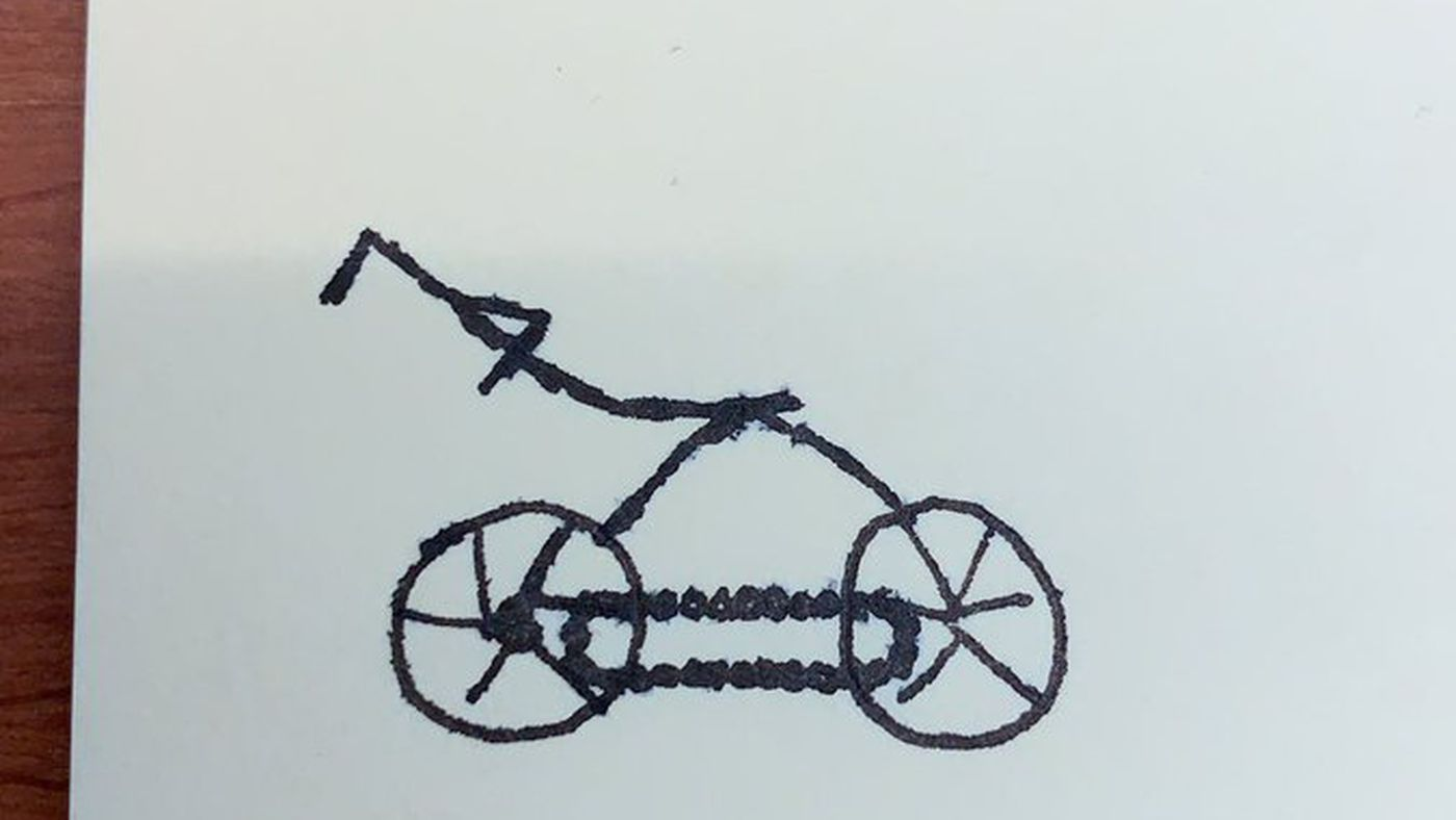 People Tried To Draw Bikes From Memory And They're All So Good (Bad)