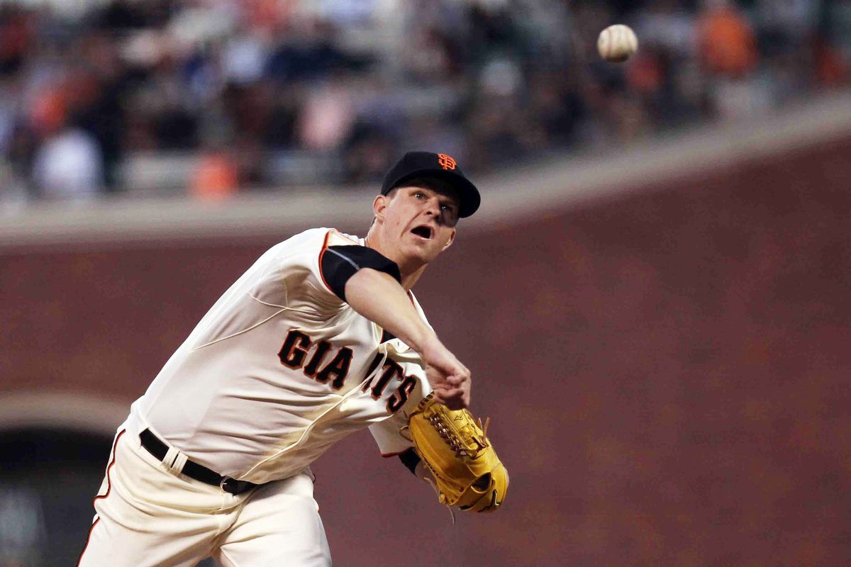 Matt Cain Pitcherface is the greatest gift of all