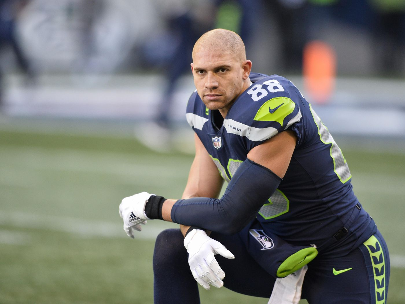 """ece37f46bb2 Can we call Jimmy Graham's time with the Seahawks """"a success""""? - Field Gulls"""