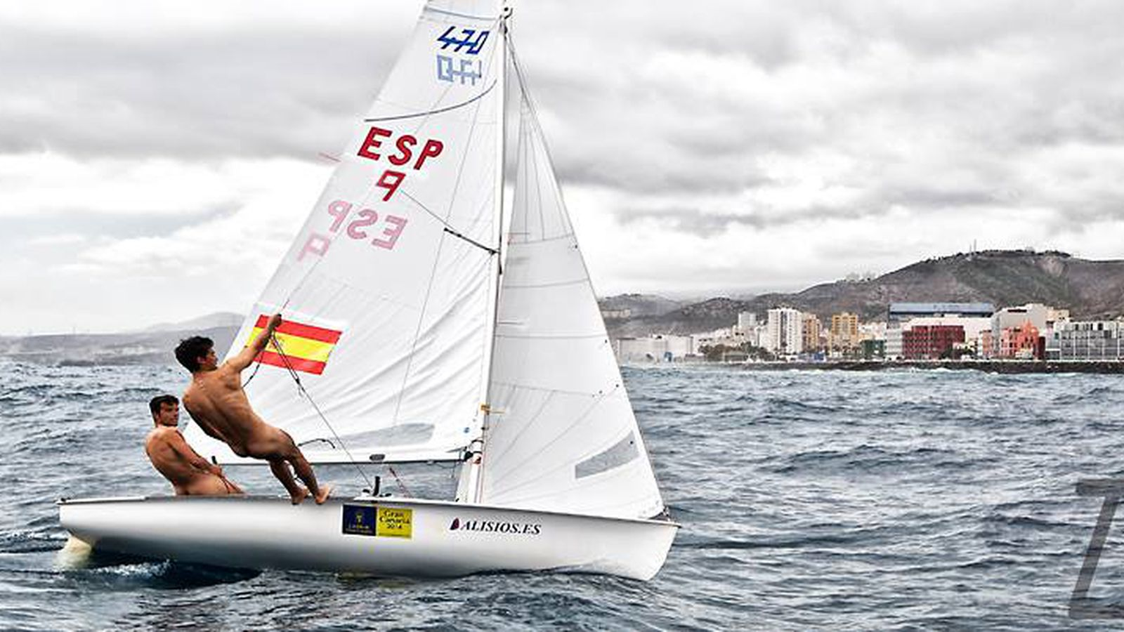 Spanish Olympic Sailor Hopefuls Pose Nude To Raise Profile - Outsports-8491