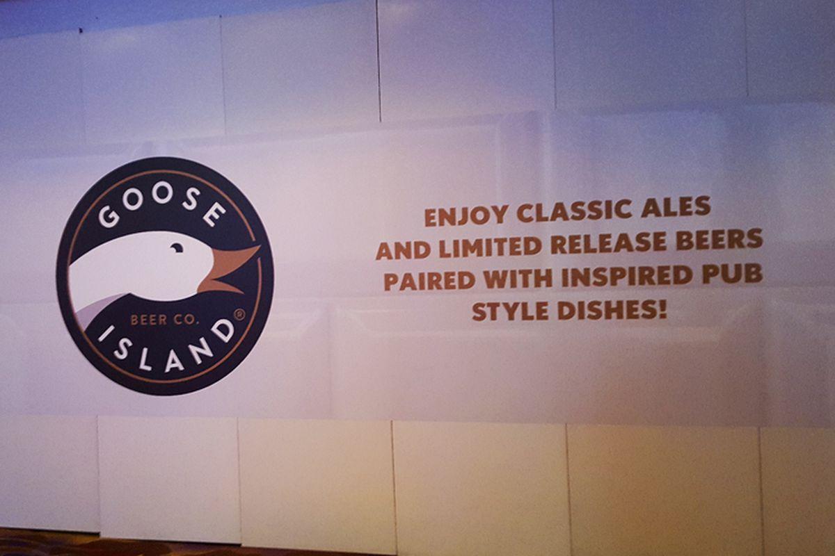 Goose Island Pub