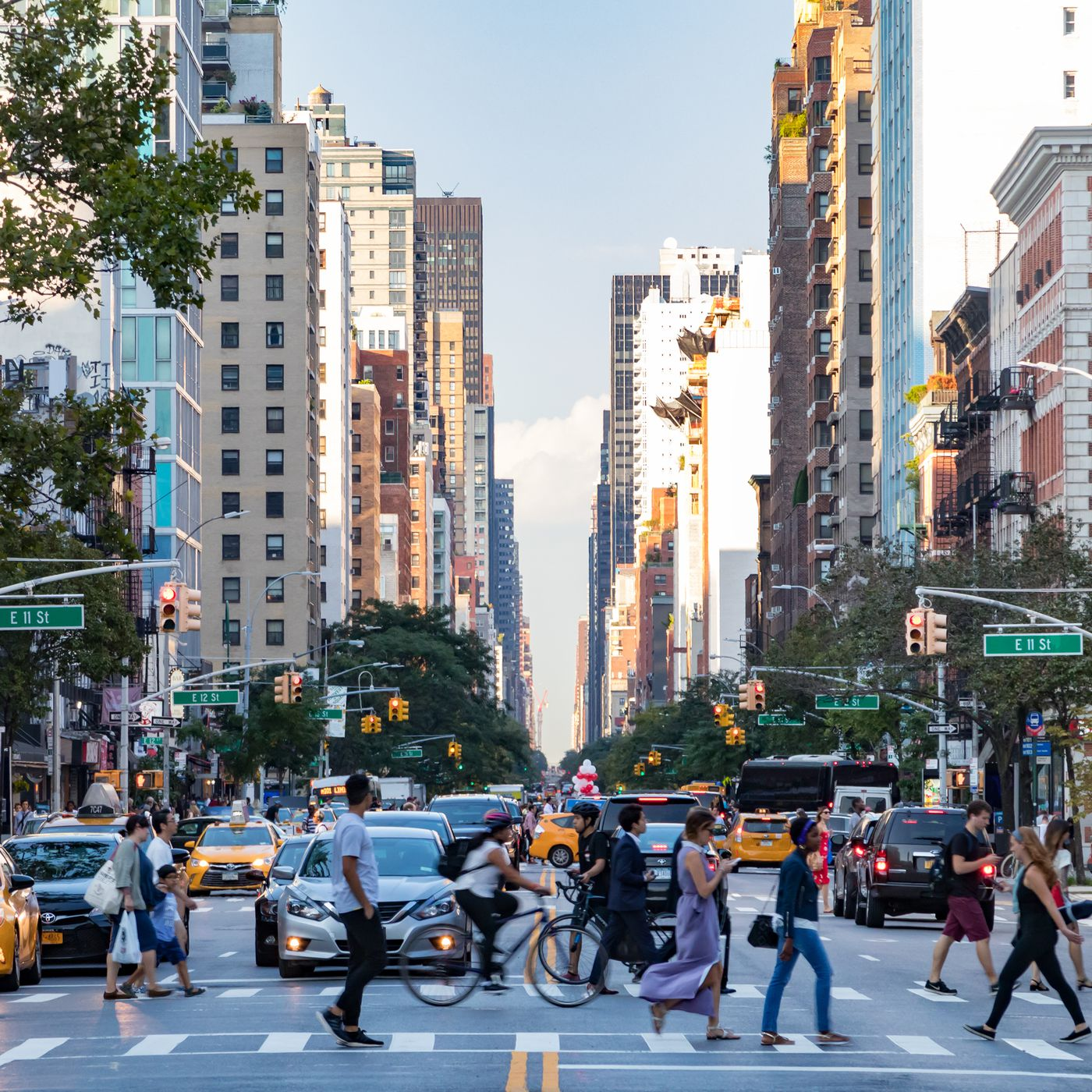 New York City S Streets Are More Congested Than Ever Report Curbed Ny