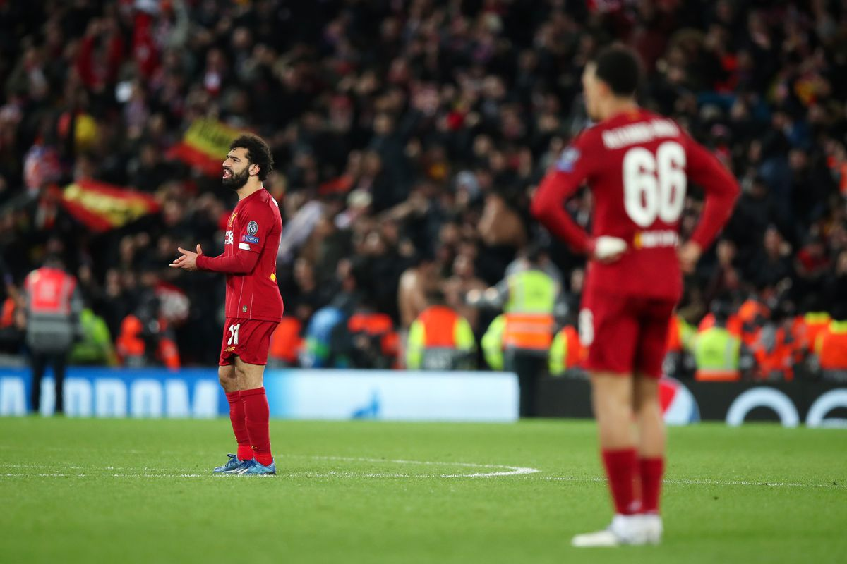 Liverpool 2 Atletico Madrid 3 (A.E.T.) (Agg 2-4)- Match Recap: Undone In  Extra Time - The Liverpool Offside