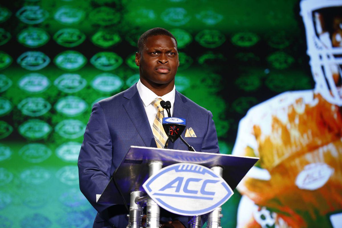 NCAA Football: ACC Kickoff