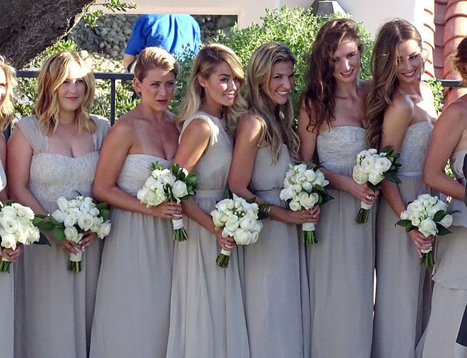 Lauren And Lo From The Hills Your Perfectly Pinterest Bridesmaids Racked