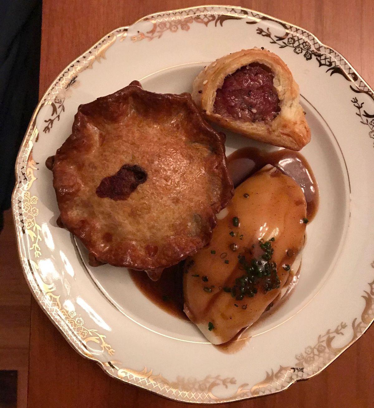 Pie at Casements