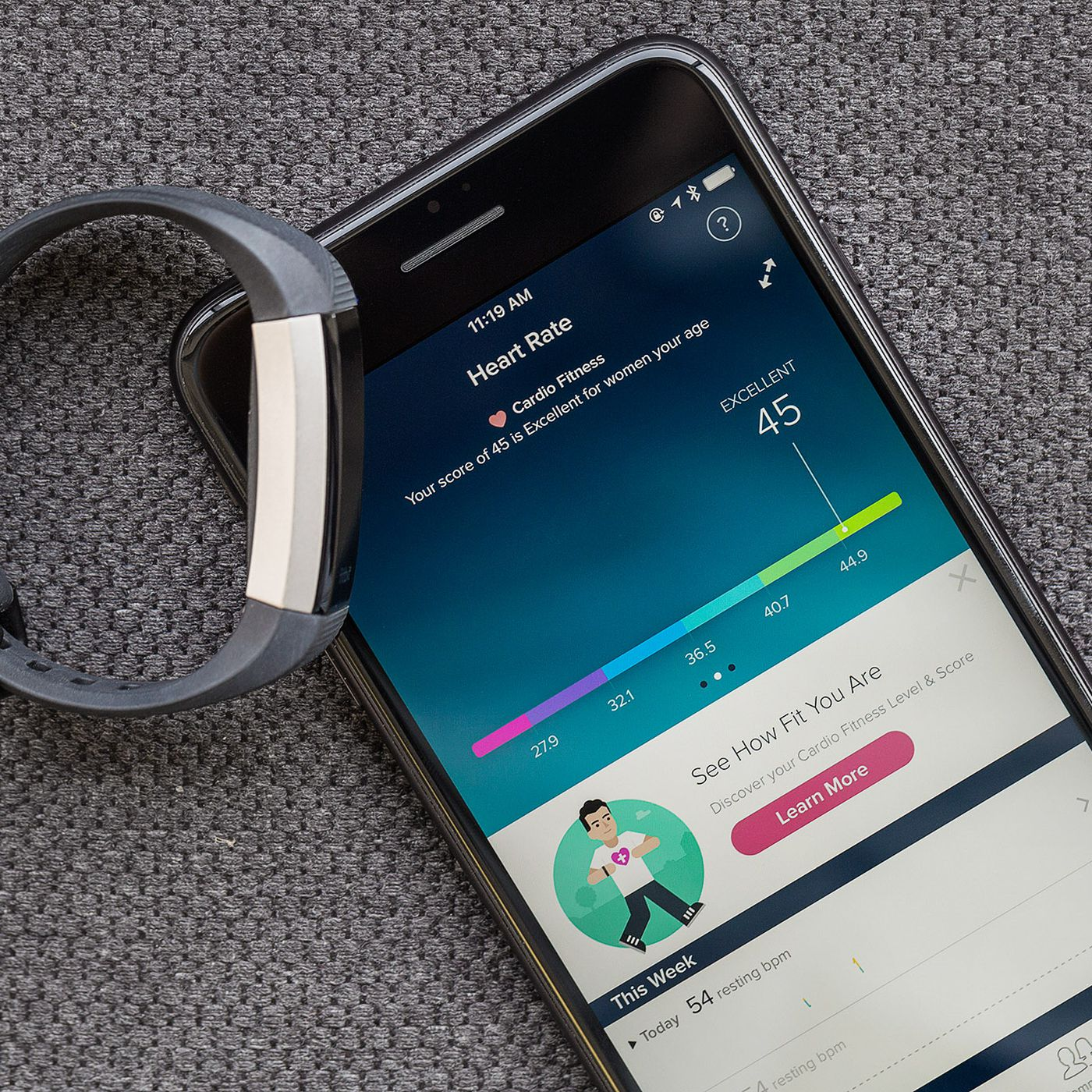 Fitbit Alta HR review: a much better activity tracker than I