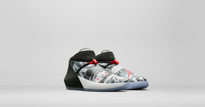 Russell Westbrook Debuted His New Signature Shoe Against